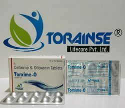 Cefixime 200 Mg  Ofloxacin 200 Mg