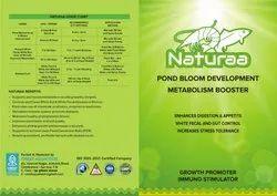 Natura-A - Aquaculture Pond Bloom Developer, Fish and Shrimp Metabolism Enhancer, Growth Promoter