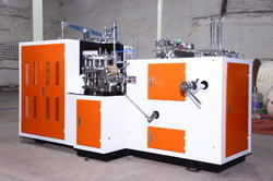 Automatic Krishna Disposable Paper Cup Making Machine