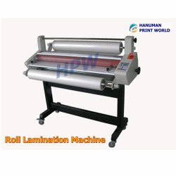 Document Roll To Roll Lamination Machine