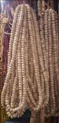 Brown Round Wooden Bead, Size: 15 Mm