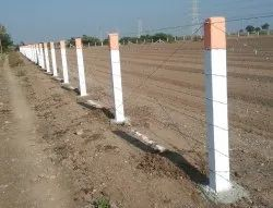 RCC Cement Fencing Pole