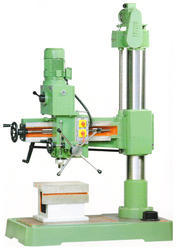 Semi-Automatic And Manual Radial Drill Machine 40/900AF, Warranty: 1 Year