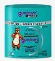 Calcium Vitamin D Gummies Mango and Strawberry Flavour