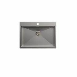 Acrysil 21x20x8 06 Mm Micro Radius Waltz Single Bowl Sink Carysil