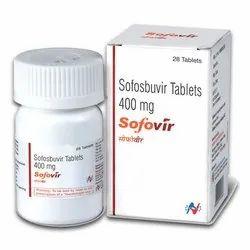 Sofovir 400 mg Sofosbuvir Tablets