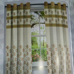 Polyester Ready Made Curtain
