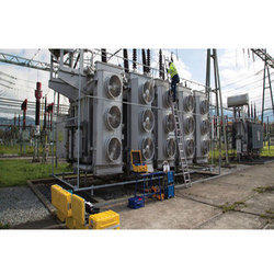 Substation Commissioning in India