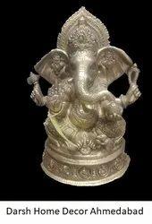 Brass Ganesha Of Big Size