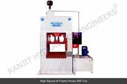 Hydraulic Press 300 Ton
