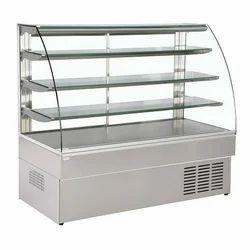 SS Cake Display Counter