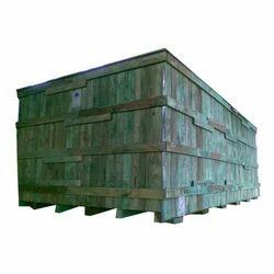 Fumigation Process Jungle Wood Storage Box