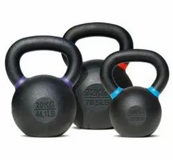 Kettlebells Powder Coated