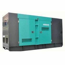 Diesel Commercial Generator Rental Service, in Pan India, For Industrial