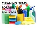 Household Cleaning Products Formulation Consulting