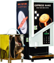 Coffee And Tea Vending Machine