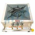 Single Burner Gas Stove SS Top Frame