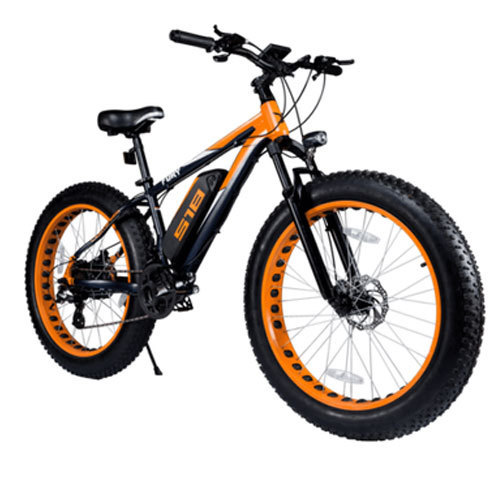 Electric Bicycle For Sale >> Fury 518 Fat Electric Bicycle