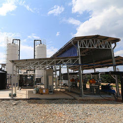 Palm Oil Mills, for Palm Fruit Oil, Capacity: 2 To 60 Tons