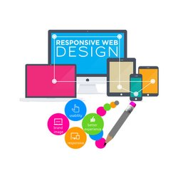 Responsive Web Designing Service with 24*7 Support