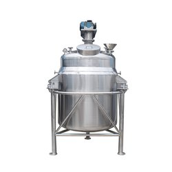 Syrup Manufacturing Tank