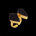 Gold Plated Women Wedding Adjustable Ring