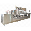 Ved Engineering Ice Cream Cup And Cone Filling Machine, Capacity: 2400 Cup/cone/hr, 3 Kw