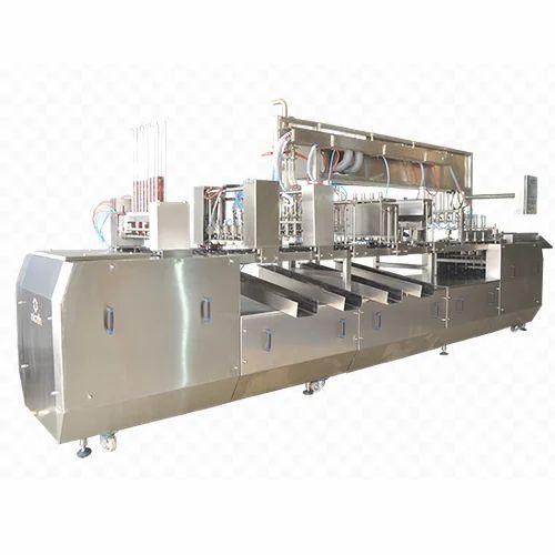 Filling Machines - Matka Filling Machine Manufacturer from Noida