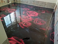 Decorative Epoxy Flooring Services, in Pan India