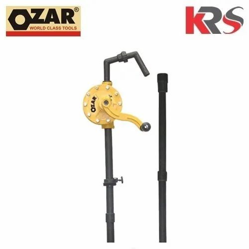 OZAR Rotary Chemical Barrel Pump, Model: ARP-7118