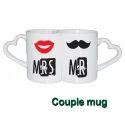 Couple Mug, For Home And Office