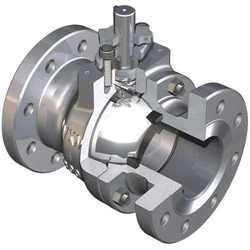 Floating Ball Valve Casting