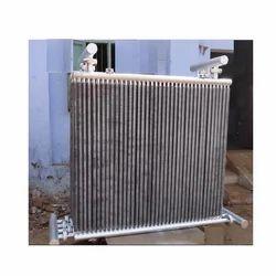 Tray Dryer Steam coil