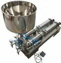 Double Nozzle Desktop Paste Filler Model GCG-A