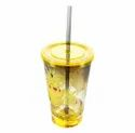 Electric Pikachu Travel Disposal Plastic Cup