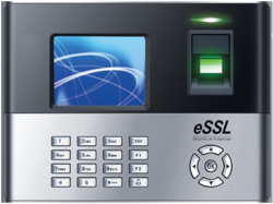 X990 eSSL Multi Media Fingerprint Attendance Device