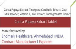 Carica Papaya Extract Tablet