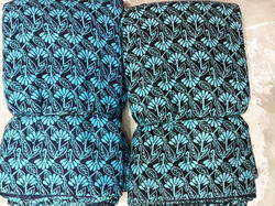 Discharge Rayon Fabric