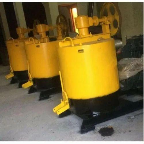 Mild Steel Road Marking Paint Boiler