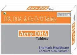 EPA, DHA and CoQ-10