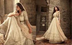 Mohini Fashion Glamour Vol-56 Series 56001-56005 Stylish Party Wear Net Suit