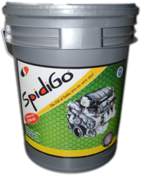 Heavy Duty High Performance Engine Oil