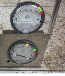Aerosense Model ASG-100CM Differential Pressure Gauge Range  0-100 CM of Water