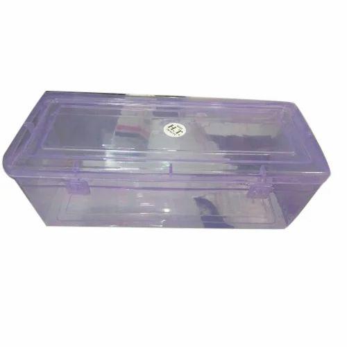 Rectangular Plastic Box At Rs 180 Dozen Large Plastic Storage
