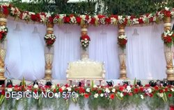 Wedding Decorated Stages