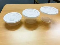 500 ml PP Disposable Container Bowl