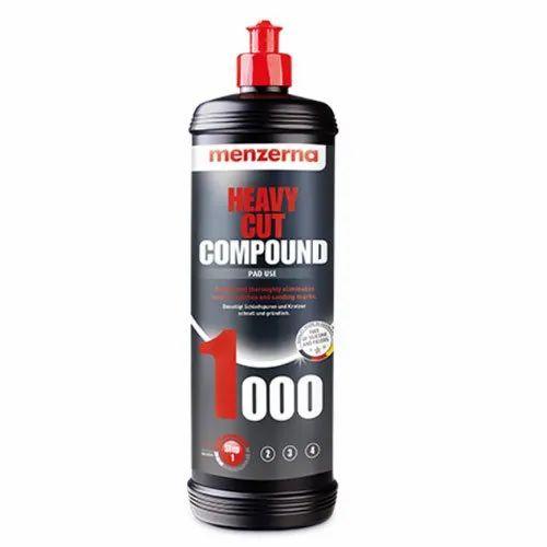 1000 Menzerna Heavy Cut Rubbing Compound
