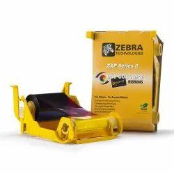 Zebra Ribbon YMCKO-K Printer Ribbon