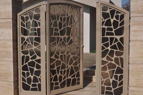 CNC Design Gate & Cnc Design Gate - View Specifications u0026 Details of Decorative Doors ...