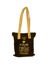 Multicolor Promotional Canvas Tote Bags